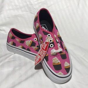 df202de82ec5ad Vans · Vans Late Night Authentic Hot Pink Cupcakes